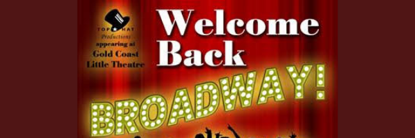 Welcome Back Broadway email
